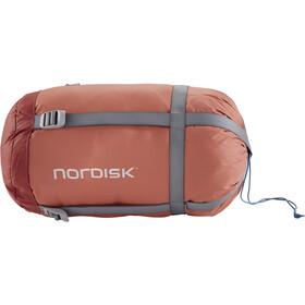 Nordisk Puk Junior Sovepose 130-170cm Børn, rød